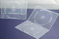 7mm DVD Case Double Super Clear