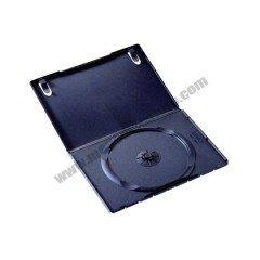 9mm DVD Case Single Black