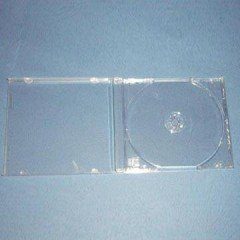 10.4mm Jewel Case Single Super Clear 50pcs/package