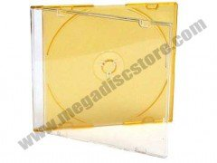 5.2mm Jewel Case Yellow