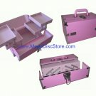 Stylish Make Up Case Pink Free Shipping