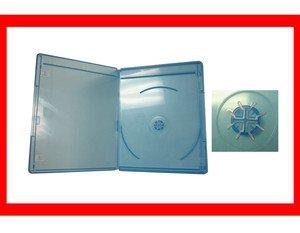 12 Pk VIVA ELITE Slim Blu-Ray Replacement Single Disc 6mm case hold 1 disc Box