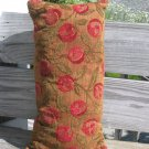 Red Blossom pillow