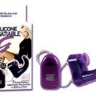 Insatiable G Strap On Vibrator