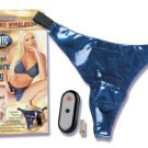 Remote Control 3 Speed Sapphire Panty