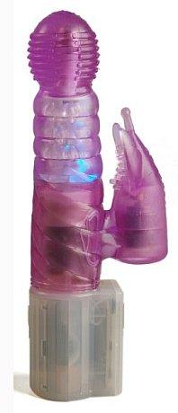 Butterfly Purple Elastomer
