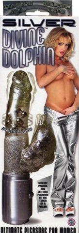 Devine Dolphin Silver