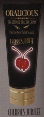 Oralicious Cherries Jubilee