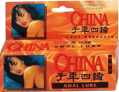 China Anal Lube Hot