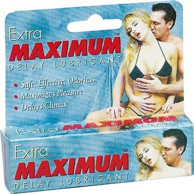 Extra Maximum Delay Lube - Small