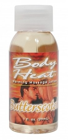 Body Heat Butterscotch