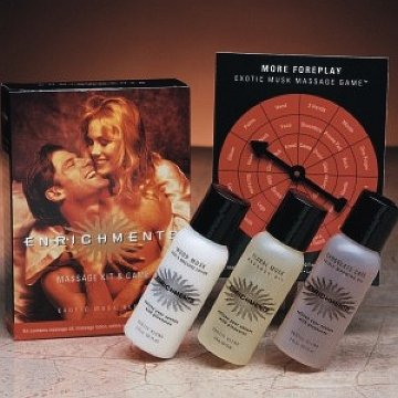Exotic Musk Massage Game