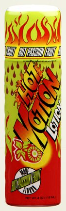 Hot Motion Lotion Passion Fruit