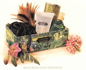 Kama Sutra Love Essentials Kit