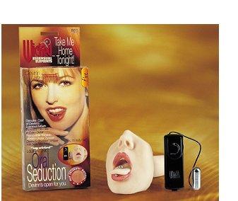 Devinn Lane's Vibrating Oral Seduction