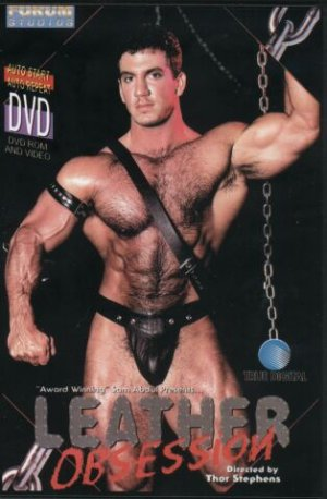 Leather Obsession With Tom Katt