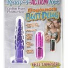 Ready-4-Action Beginners Butt Plug