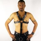 X Harness With Cock Ring Attachment