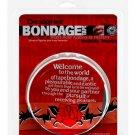 Designer Bondage Tape Barbed Roses