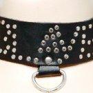 Leather Slave Collar