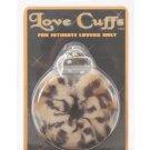 Love Cuffs - Leopard