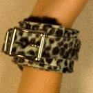 Fur Backed Love Cuffs - 10 Inch