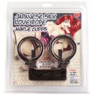 Japanese Silk Love Rope Ankle Cuffs