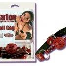 Gator Restraints - Ball Gag