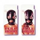 Leather Hood - Man