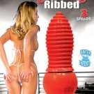 Cushy Tushy Ribbed - Red