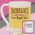 Bachelor Beer Mug