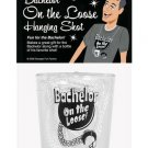 Bachelor On The Loose Hanging Shot Glass