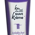 8 oz Forbidden Fruit Shave Cream