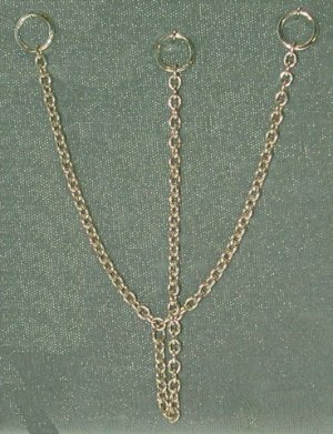 Ball Fetters - Chain