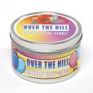 Over The Hill Birthday Cake Scented Candle