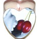 Edible Cherry Candle 4 oz
