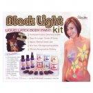 Black Light Latex Body Paint