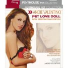 Andie Valentino Pet Love Doll