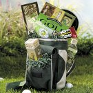 Tee Time Treats Gift Basket