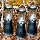 Mini - Lantern Hybrid 3 Pack Dual Power LED Lantern