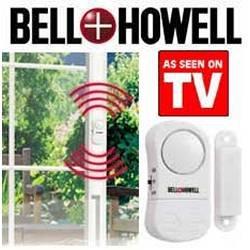 Bell & Howell Alarm 4 Pack