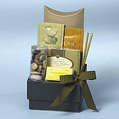 The Wisdom of Tea Gift Basket