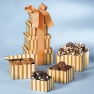 Tower of Delectable Treats Gift Basket