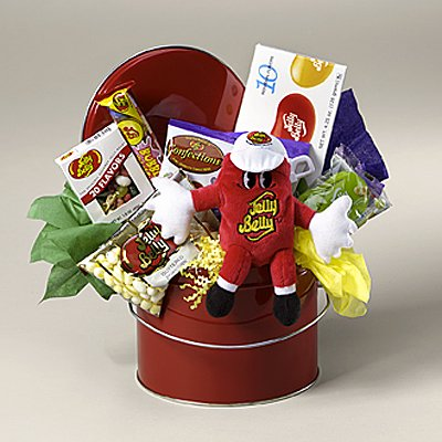 Jelly Belly Fun Gift Basket