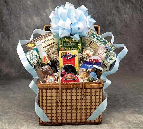 Ultimate Picnic Gift Basket