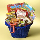 Kids Busy Basket Gift Basket