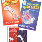 Marvins Magic Made Easy Magic Cards