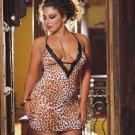 Leopard Babydoll