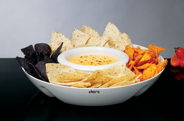 Chip-n-Dip Warmer/Server