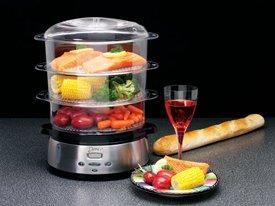 Deni Stainless Steel Food Steamer